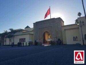 Palácio Real en Rabat