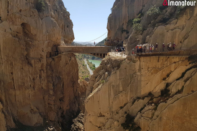 Excursion Caminito del Rey Malaga