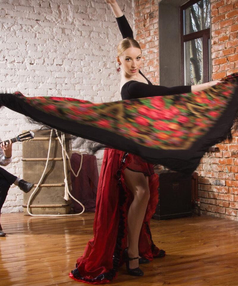 Flamenco show in granade