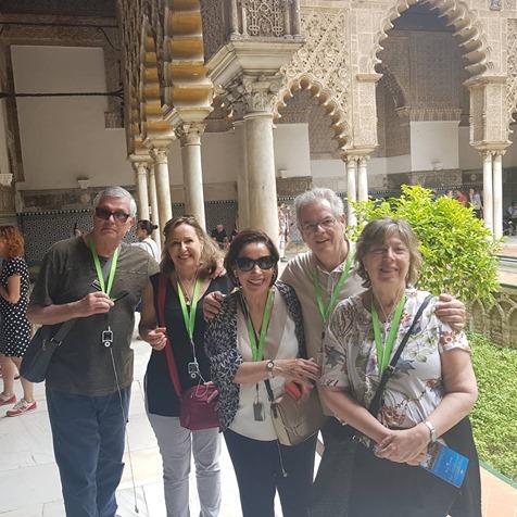 visita Real Alcazar de Sevilla