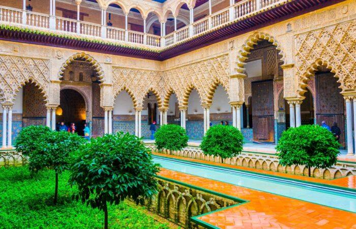 Visit Royal Alcazar Seville