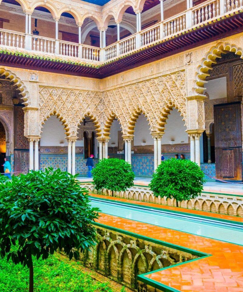 Visita el Real Alcázar de Sevilla
