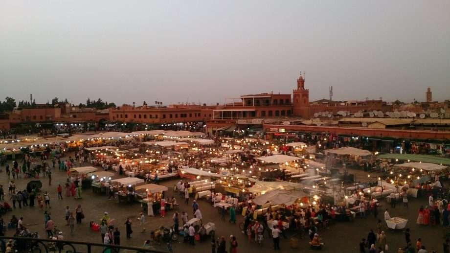 Place Marrakech Visit tour