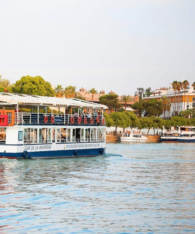 Seville boat trip