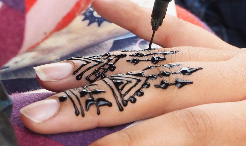 henna Marruecos