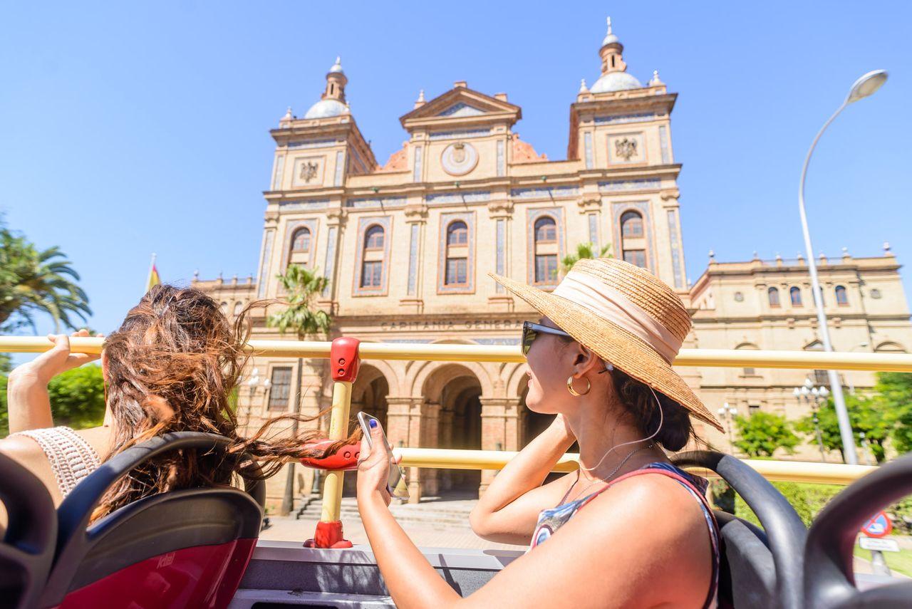 Bus panoramico Sevilla