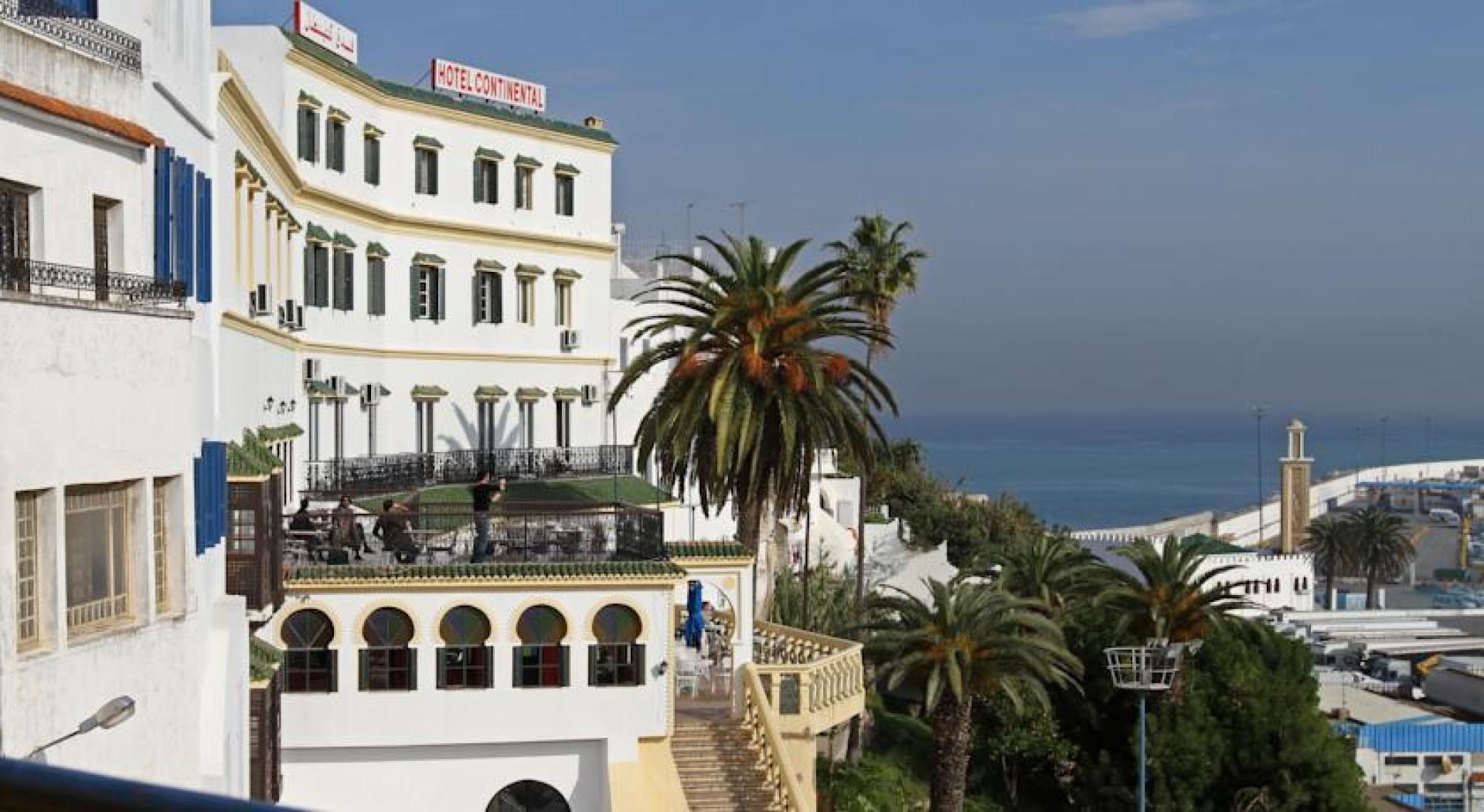 hotel in tangier