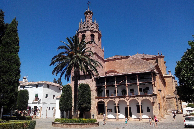 Iglesia Santa MAría la Mayor de Ronda