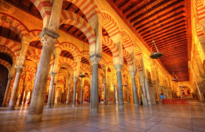 Visit to the Mosque of Cordoba