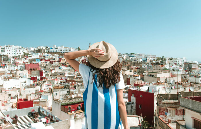 trip to Tangier Morocco