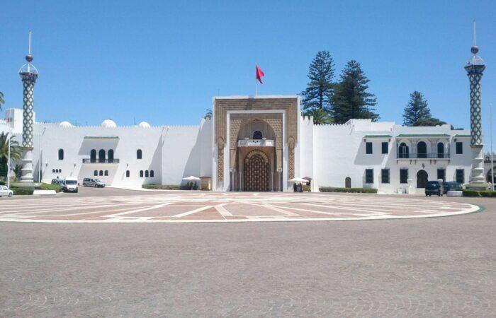 Palácio real Tetuan Marruecos